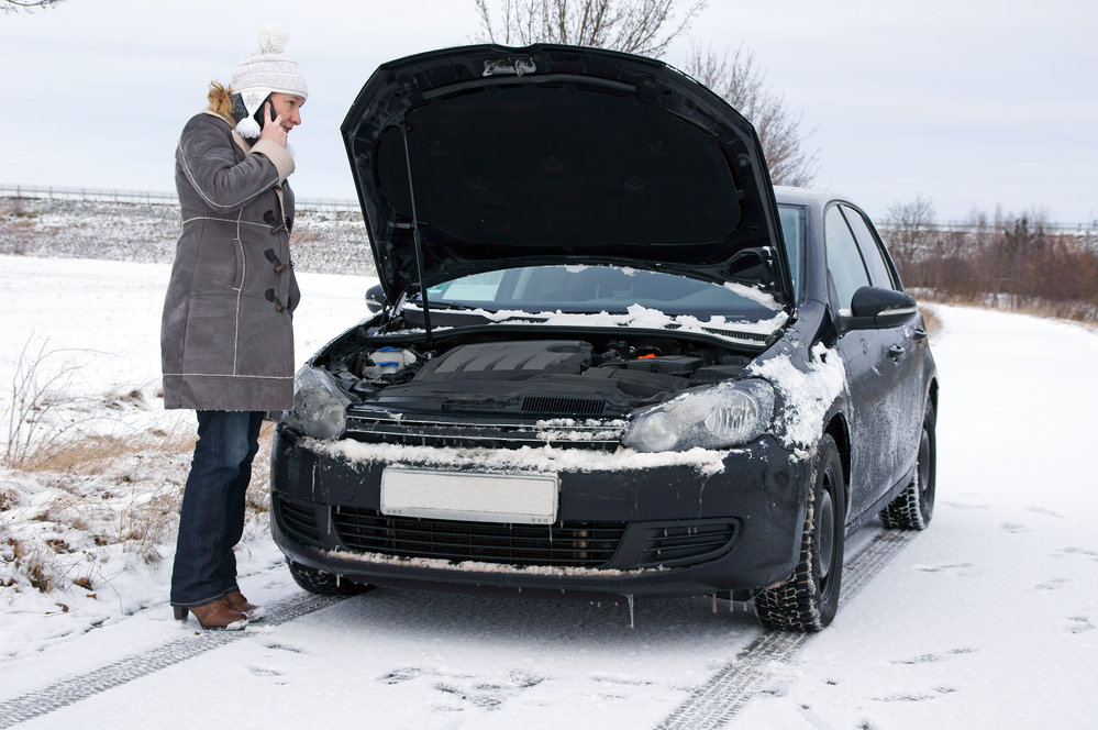 6 Winter Car Maintenance Tips